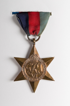 Image: medal, campaign