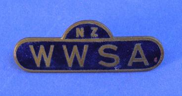 Image: badge, membership
