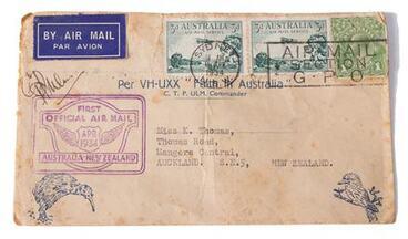 Image: envelope, addressed