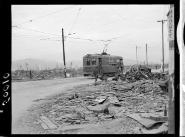Image: Hiroshima - Tram