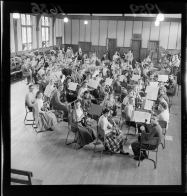 Image: National Youth Orchestra