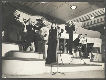 Image: Lauri Paddi Band and singer