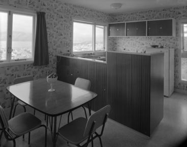 Image: Kitchen interior, Wellington