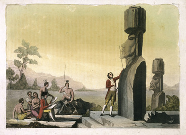 Image: Pacific: First Contact with Europeans and Colonisation