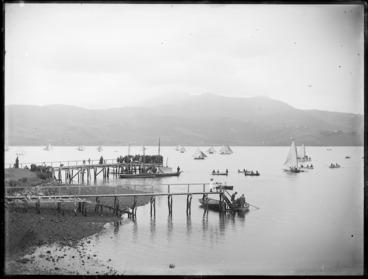 Image: Broad Bay, Dunedin