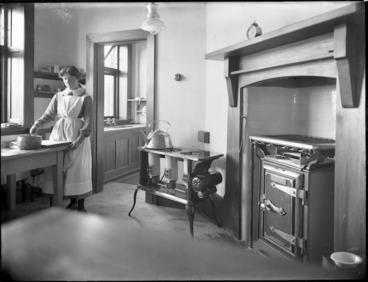 Image: Kitchen interior