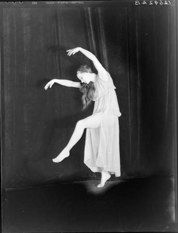 Image: Dancer, La Meri