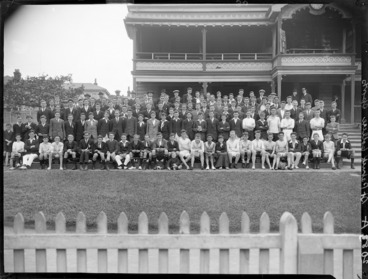 Image: St Patrick's College, Wellington, sports day