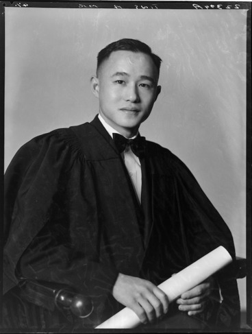 Image: Probably Mr A Ting, graduation