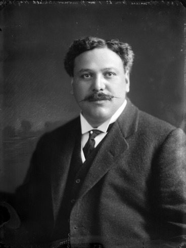 Image: Sir Maui Wiremu Piti Naera Pomare