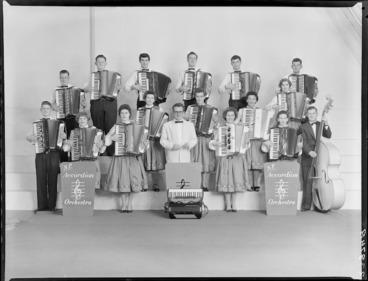 Image: Simon Peels' Accordion Orchestra