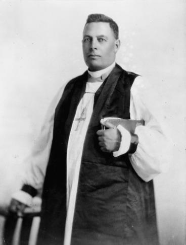 Image: Bishop of Aotearoa, Frederick Augustus Bennett
