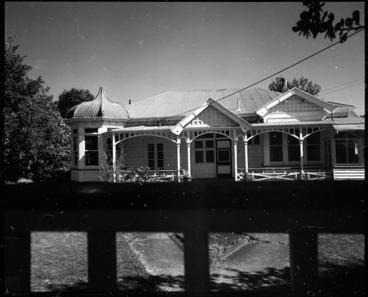 Image: Loyal Orange Lodge on Sydney Street - Petone