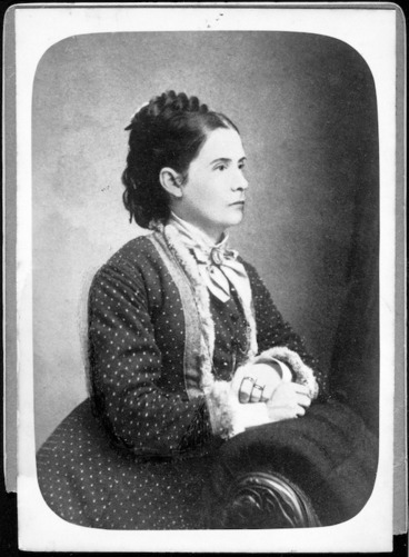 Image: Ryan-Howan, Mary :Photograph of Elizabeth Mary Palmer (1832-1897)