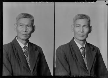 Image: Mr Sun Leung