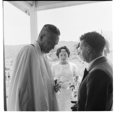 Image: Torere, wedding
