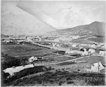 Image: Wellington city