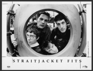 Image: Straitjacket Fits - Photograph taken by Tony Mott