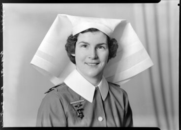 Image: Nurse P C Hales