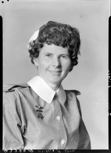 Image: Nurse P Willis
