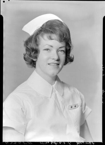 Image: Nurse J M Hughes