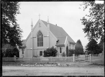 Image: Trinity Presbyterian Church at Cambridge