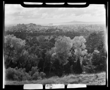 Image: One Tree Hill, Auckland City