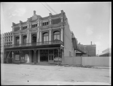 Image: The Theatre Royal, Christchurch