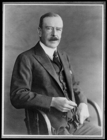 Image: Copy of Sir Joseph George Ward portrait