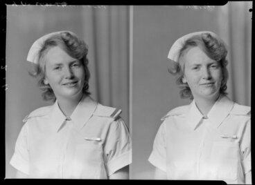 Image: Unidentified nurse