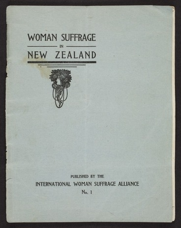 Image: NCW and WCTU circulars, pamphlets and papers