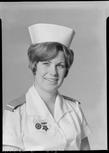 Image: Nurse Shrubshall
