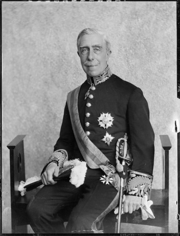 Image: Lord Bledisloe, Governor General