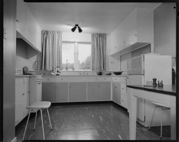 Image: Ellis house, 5 Glentui Grove, Khandallah, kitchen