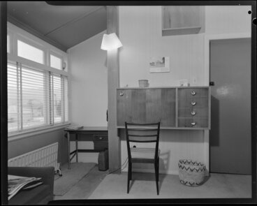 Image: Interior of unknown dwelling