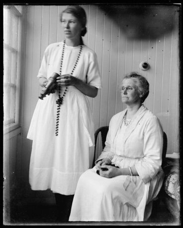Image: Cybele Kirk and Janet Atkinson