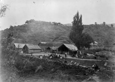 Image: Kuha Pa, Lake Waikare