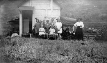Image: The Primer 1 class of Berhampore School, Wellington