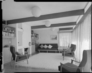 Image: Fenton House interior, living room