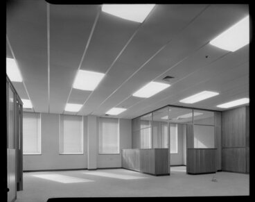 Image: Interior, Royal Exchange Assurance, Wellington