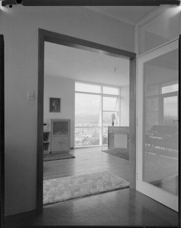 Image: Dining room interior, Shuker house, Titahi Bay, Porirua