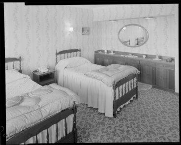 Image: Atkinson house, bedroom
