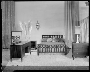 Image: Backhouse bedroom furniture, in display setting