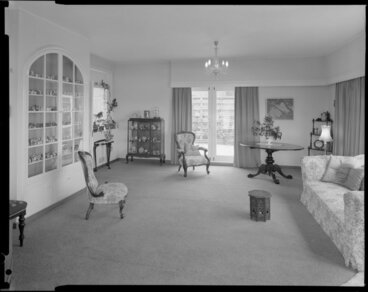 Image: Anonymous living room