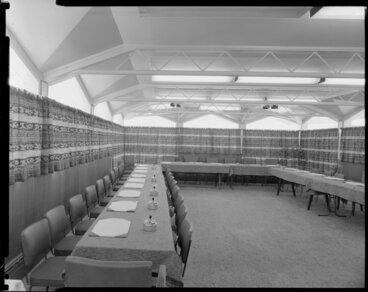 Image: Meeting room, Manchester Unity building, Lambton Quay, Wellington