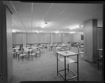 Image: Interior of Quinn's Post Hotel, Upper Hutt