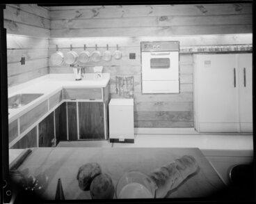 Image: [Studio?] kitchen, [Kerr's?]
