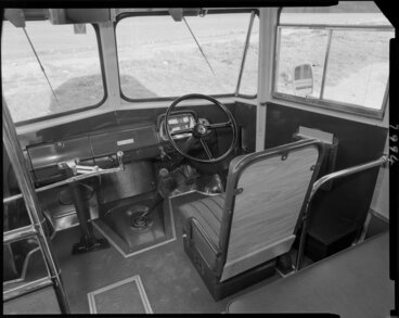 Image: New Zealand Motor Bodies, School Bus
