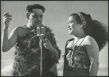 Image: Oriwa Tahupotiki Haddon and Ana Hato