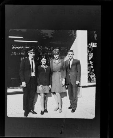 Image: Bank of New South Wales,copy negative 35mm slides,copy negative Mr Beard, Staff Training